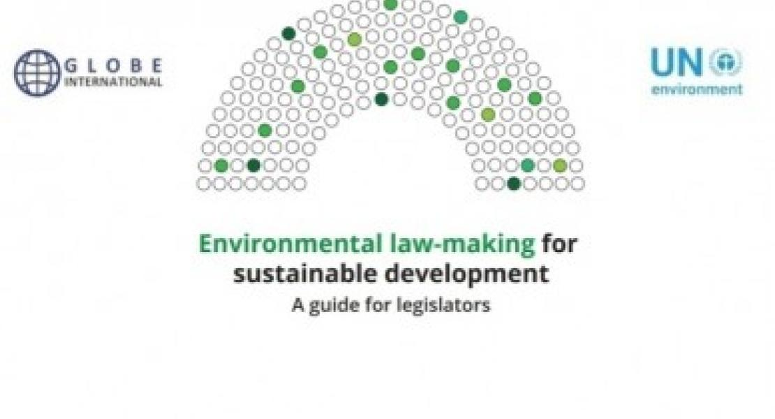 New GLOBE & UN Environment Report Addresses Environmental Law-making in the Post-2015 Era