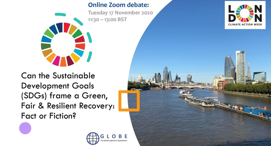GLOBE @ London Climate Action Week 2020